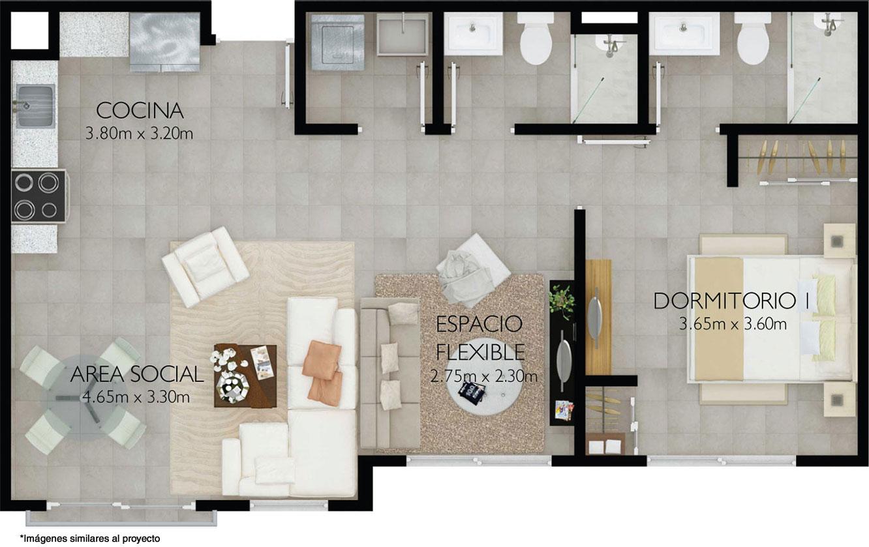 apartamento-celeste-1-dormitorios